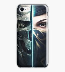 Dishonored 2-Corvo and Emily iPhone Case/Skin