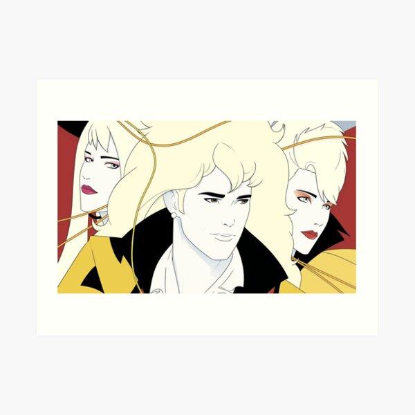 Sting, Sting, Stingers Art Print