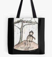 The smallest things Tote Bag