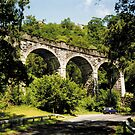 Bridge at Loch Lomond by georgiegirl