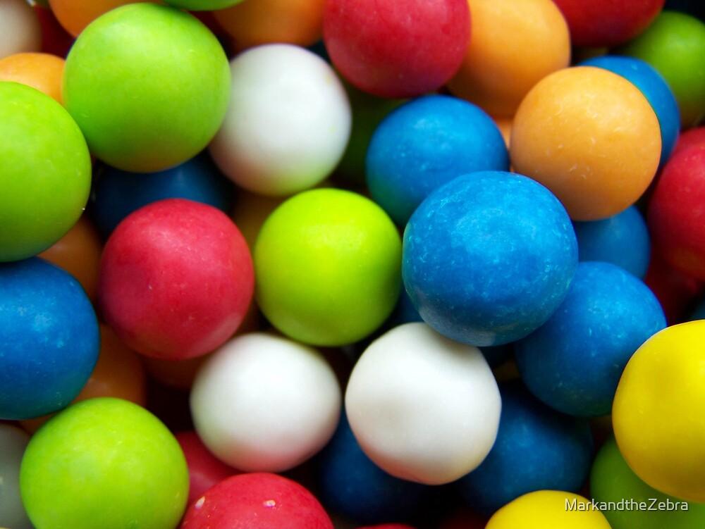 Bubblegum Balls 2 by MarkandtheZebra