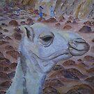 Sinai. White Camel. by Alexey Yarygin