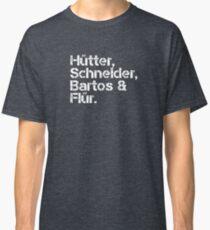 Kraftwerk [line-up] Classic T-Shirt