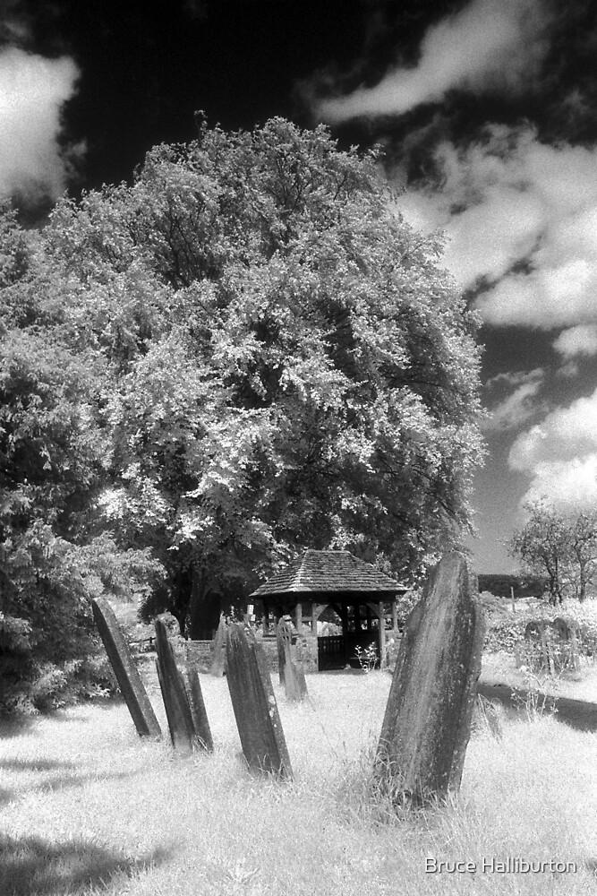 Gravestones by Bruce Halliburton