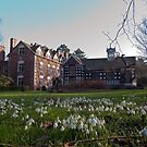 Rufford Old Hall by mikebov