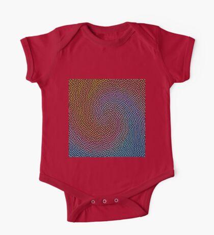 Fingerprint Wave Kids Clothes