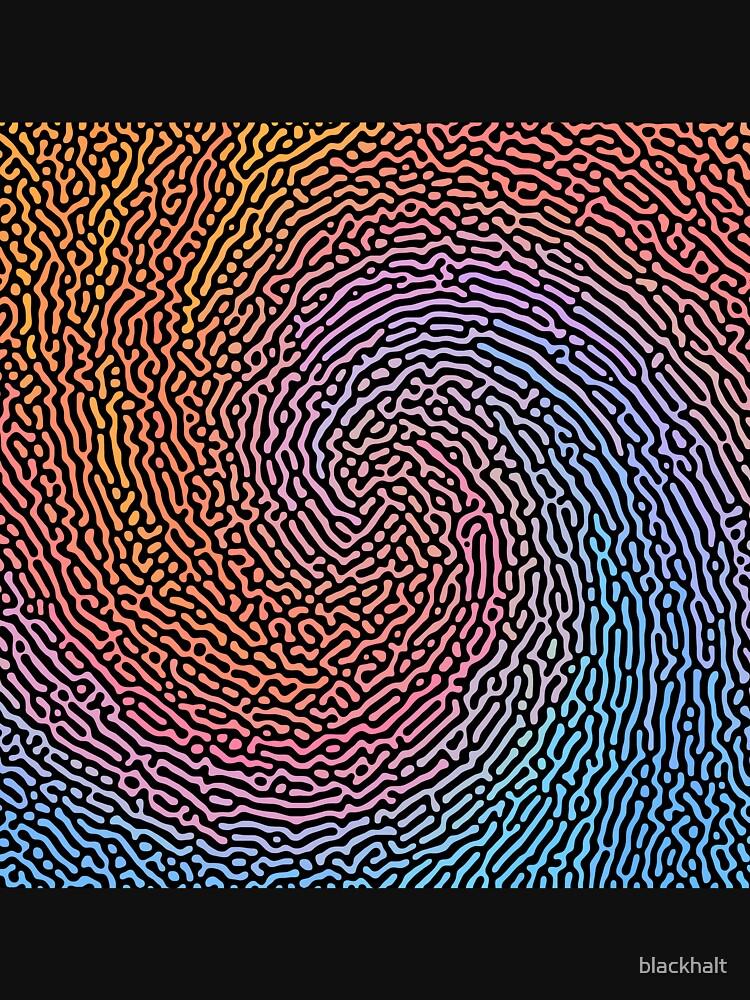 Fingerprint Wave by blackhalt