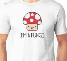 I'm a Fungi Fun Guy Mushroom Unisex T-Shirt