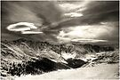 Cold Front Over the Divide by Wayne King