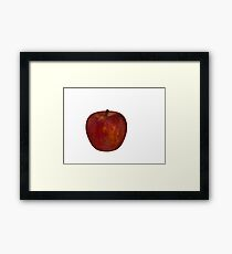 Apple / Apple Framed Print