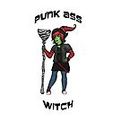 Punk Ass Witch by jambammer