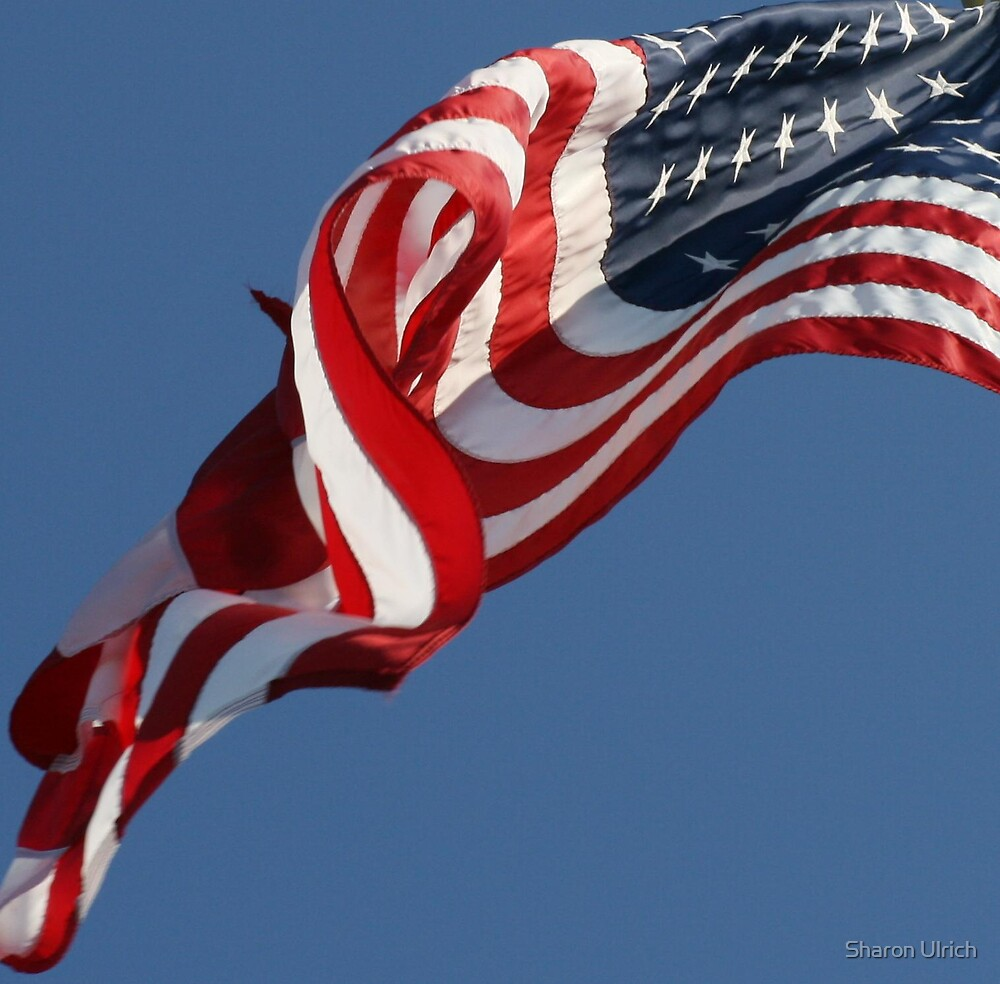Old Glory by Sharon Ulrich
