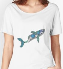 Whale of a tale  Women's Relaxed Fit T-Shirt