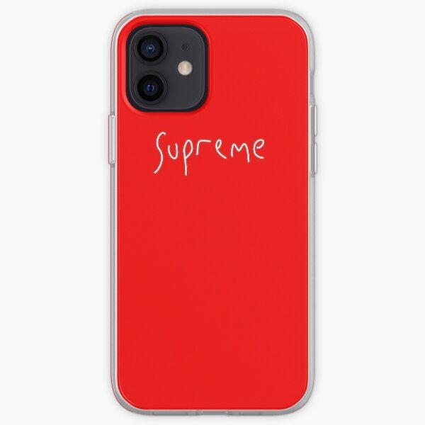 Supreme  iPhone Soft Case