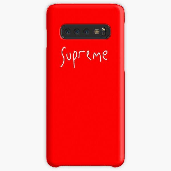 Supreme  Samsung Galaxy Snap Case