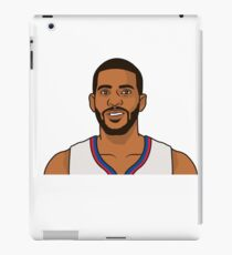 Chris Paul ~ Los Angeles Clipper NBA Player Cartoon iPad Case/Skin