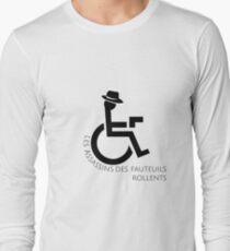Infinite Jest - Les Assassins des Fauteuils Rollents  T-Shirt