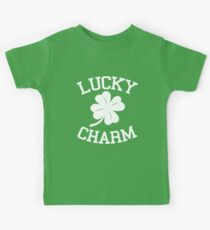 St Patricks Day T Shirt and Apparel Kids Tee