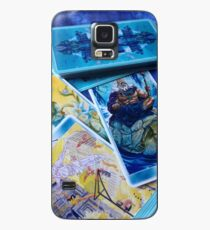Shaman tarot Case/Skin for Samsung Galaxy
