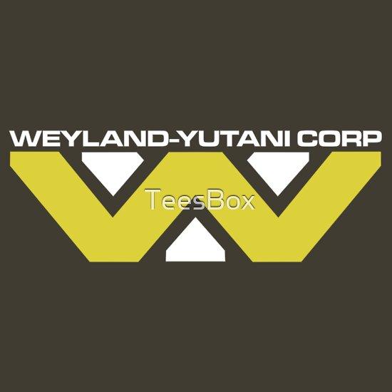 TShirtGifter presents: Weyland Yutani Corp | Unisex T-Shirt