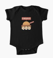 To Breakfast Kids Clothes