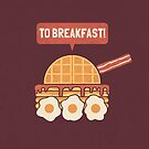 To Breakfast by Teo Zirinis