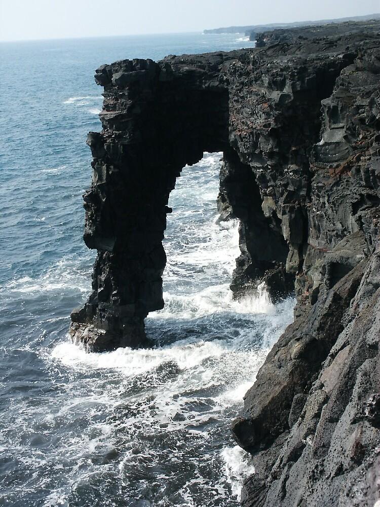 Lava Flows by Autumn C