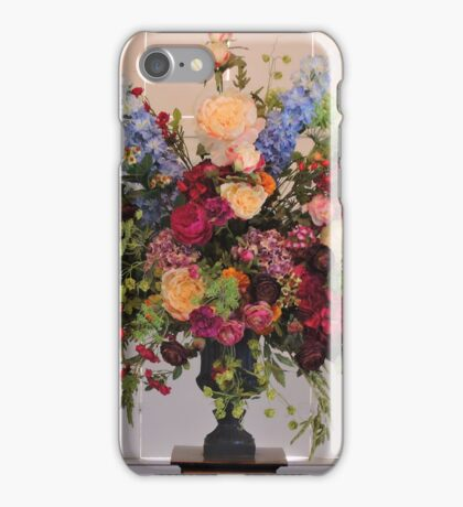 Flowers In The Mansion iPhone Case/Skin