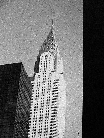 Chrysler Building, NYC by John Douglas