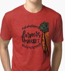 Farmers market  Tri-blend T-Shirt