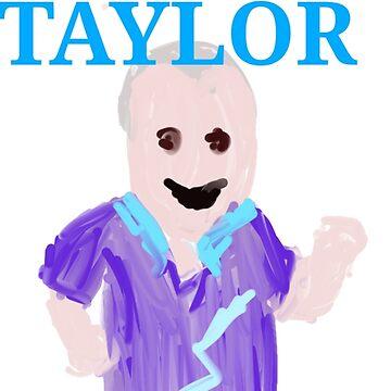 Phil The Power Taylor  by MoMoJaJa