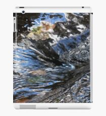 Abstract Flow iPad Case/Skin