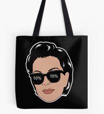 Kris Kardashian Tote Bag