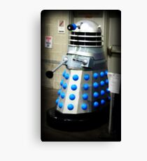 Exterminate! Canvas Print