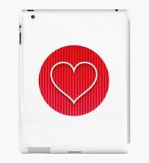 Love Heart iPad Case/Skin