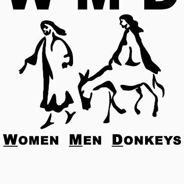 WMD: Women Men Donkeys by chaosfilter