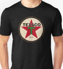 Texaco - Vintage Sign T-Shirt