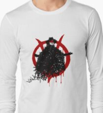 V for Vendetta - V made of V Long Sleeve T-Shirt