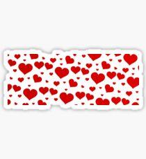 Love banner Sticker