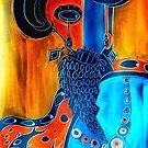 Captain Grapebeard Abstract edition by jonkania