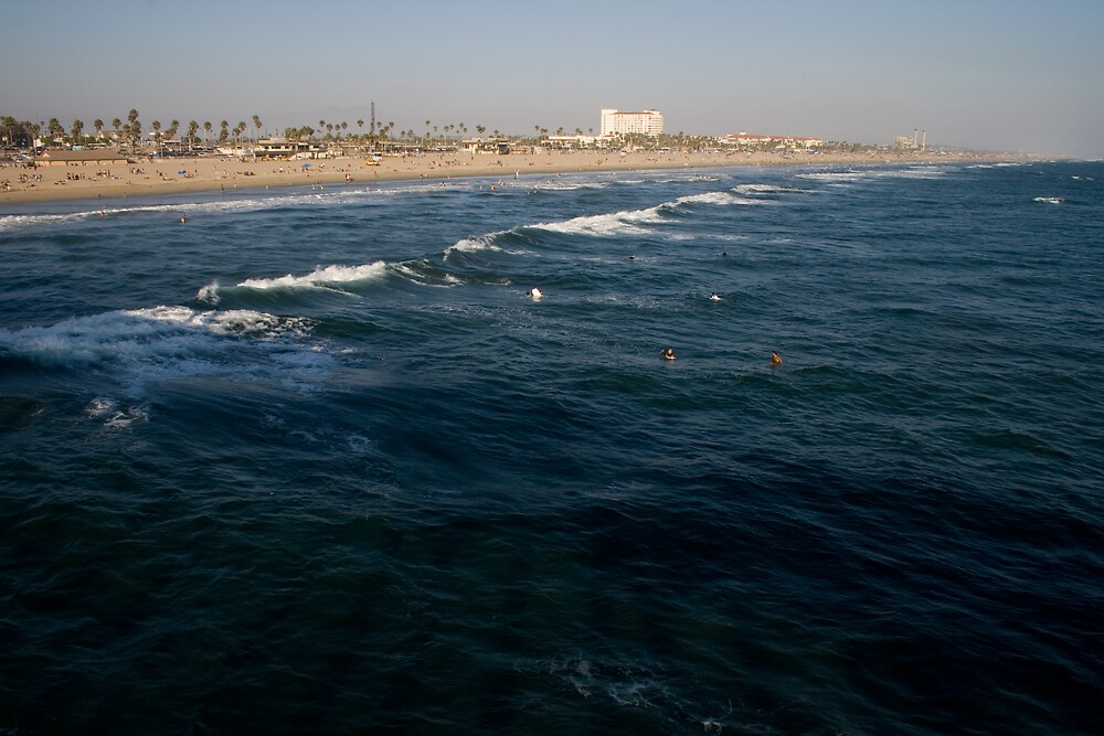 Huntington Beach, CA by Francis Alfred