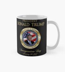 President Donald Trump Inauguration  Mug