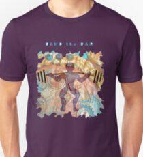 WEIGHT LIFTER WORKOUT FUNNY BEND THE BAR Unisex T-Shirt