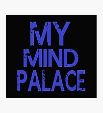 MY MIND PALACE Photographic Print