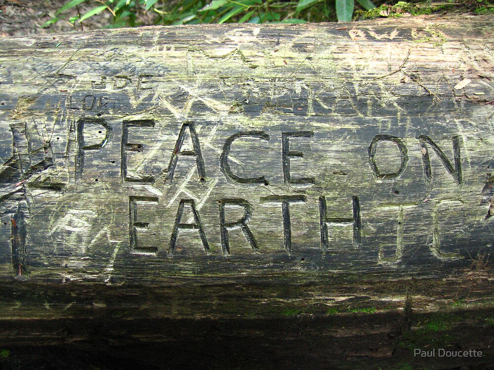 Peace On Earth by Paul Doucette