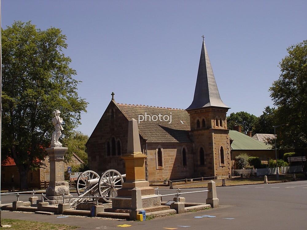 photoj Australia Tasmania-Ross by photoj
