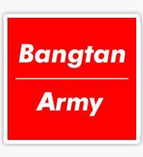 Bangtan Boys BTS Sticker