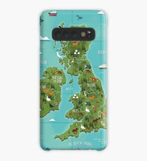 British Isles  Case/Skin for Samsung Galaxy