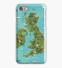 British Isles  iPhone Case/Skin