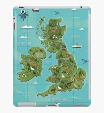 British Isles  iPad Case/Skin